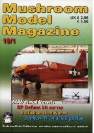 Mushroom Model Magazine vol. 10/1