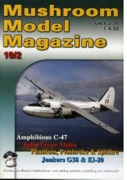 Mushroom Model Magazine vol. 10/2
