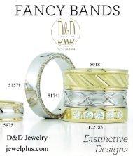 Customizable Fancy Wedding Bands