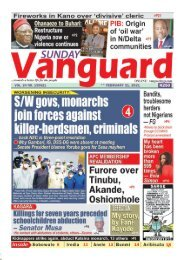 07032021 -  S/W  govs , monarchs join forces against killer against - herdsman , criminals