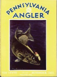 angler - Pennsylvania Fish and Boat Commission