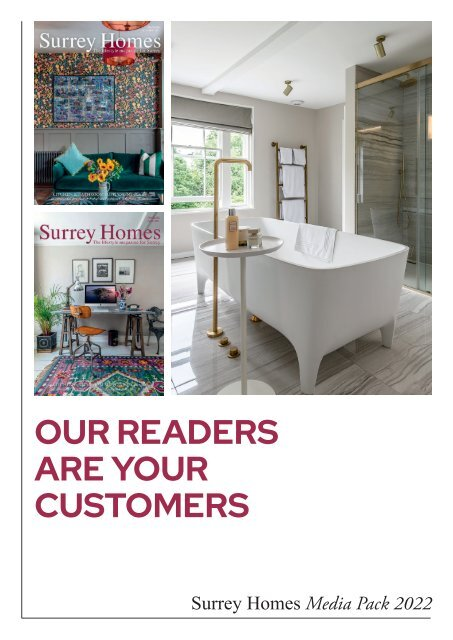 Media Pack Surrey Homes