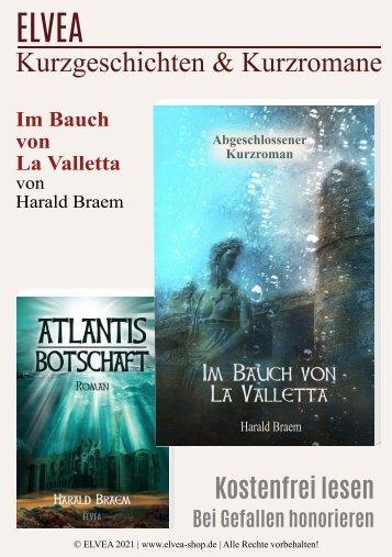 Harald Braem - Im Bauch von La Valletta