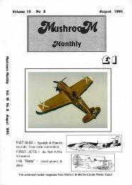 Mushroom Monthly Vol. 10 No. 8