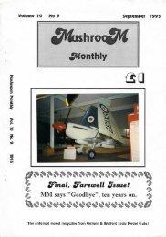 Mushroom Monthly Vol. 10 N. 9