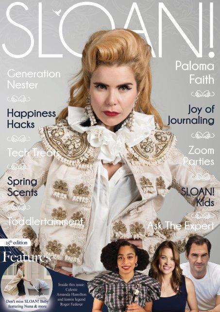 SLOAN! 25th Edition