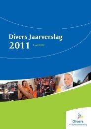 Managementteam Klachtenregeling 2011 ... - Divers