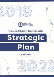 Strategic Plan 2019-2022
