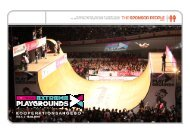 T-Mobile Extreme Playgrounds - The Sponsor People GmbH