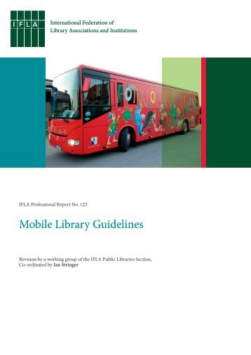 Mobile Library Guidelines - IFLA