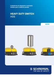 HEAVY DUTY SWITCH HDS [PT]