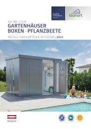 Biohort Metall Stauraum Lösungen