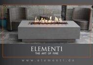 Elementi-Feuerstellen