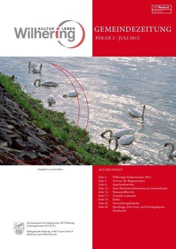 (6,96 MB) - .PDF - Gemeinde Wilhering