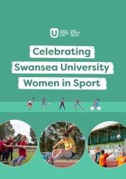 Celebrating Swansea University Women in Sport