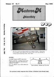 Mushroom Monthly Vol. 10 No.5