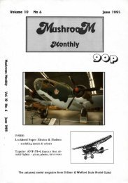 Mushroom Monthly vol. 10 No. 6