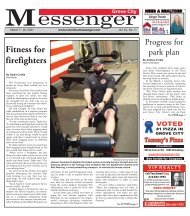 Grove City Messenger - March 7th, 2021
