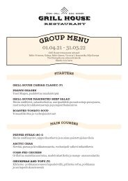 Grill House Group Menu 01.04.21-31.03.22 (FIN)