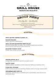 Grill House Group Menu 01.04.21-31.03.22 (LAT)