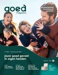 Goed Magazine - 3e editie - lente/zomer 2021