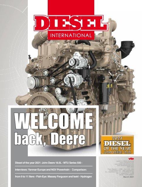 Diesel International 2021-03