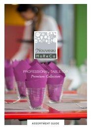 Nouveau HoReCa Brochure 2020-21