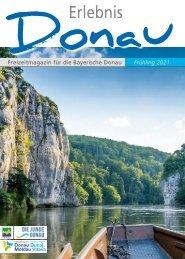 Erlebnis Donau Frühjahr 2021