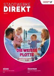 Stadtwerke direkt - Ausgabe 1/2021