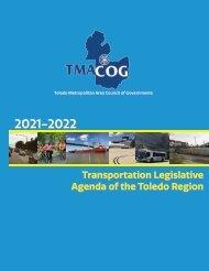 2021-2022 TMACOG Transportation Legislative Agenda