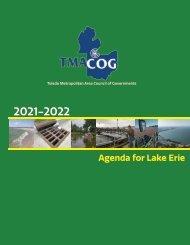 2021-2022 Agenda for Lake Erie