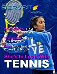 Serveitup Tennis Magazine #62