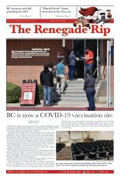 Renegade Rip Issue 3, March 10, 2021