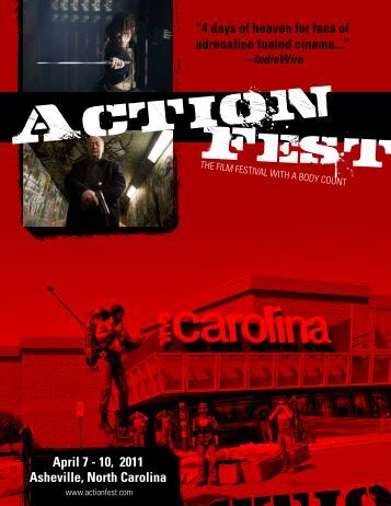 """4 days of heaven for fans of adrenaline fueled cinema ... - ActionFest"