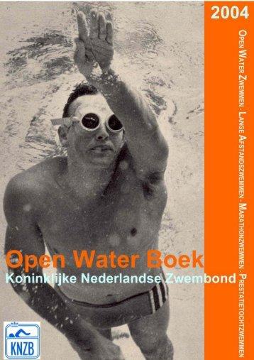 HOEKE - Open Water Boeken - Nederlands Open Water Web