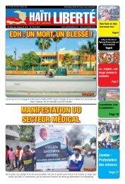 Haiti Liberte 10 Mars 2021