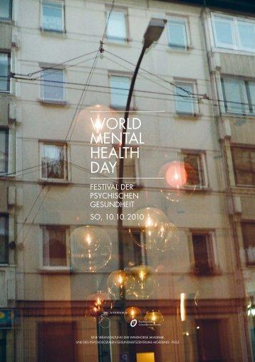 Festival der psychischen Gesundheit - Windhorse