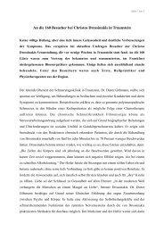 Nachbericht Drossinakis als pdf - Chiemgau Qigong