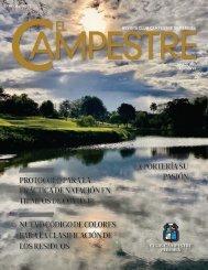 Revista Club Campestre Marzo 2021