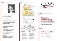 Dissoziative Identitätsstörung - Initiative zur sozialen Rehabilitation eV