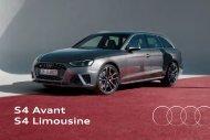 Audi S4 Verkaufsunterlagen
