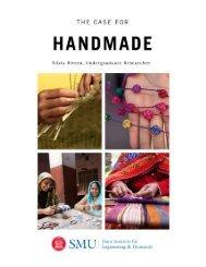 The Case for Handmade