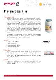 Protein Soja Plus