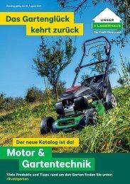 Motor und Gartentechnik 2021