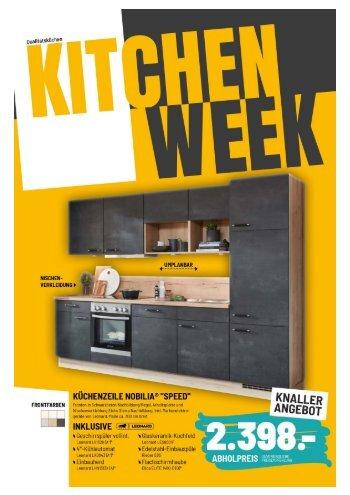 Kitchen Week