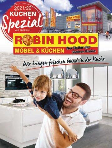 Robin Hood - wir bringen frischen Wind in die Küche
