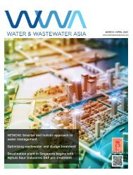 Water & Wastewater Asia March/April 2021
