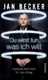 Leseprobe zu »Du wirst tun, was ich will - Piper Verlag GmbH
