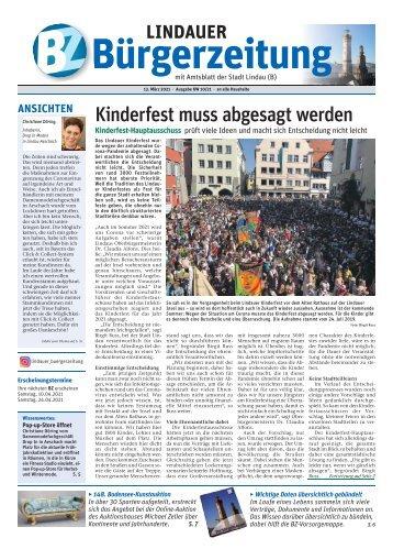 13.03.21 Lindauer Bürgerzeitung