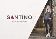 Santino 2021 New Products